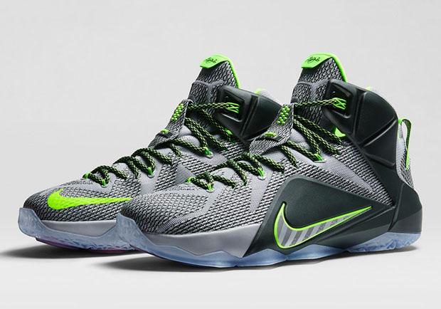 60aca2c60f3e0c Nike LeBron 12