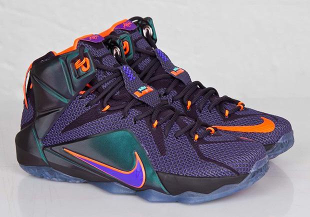 hot sales b4f1c e5186 Nike LeBron 12