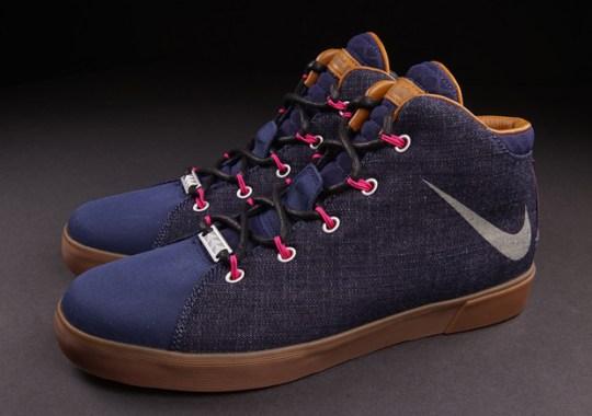 "Nike LeBron 12 NSW Lifestyle ""Denim"""