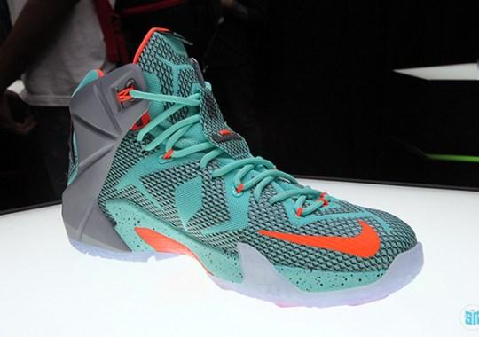 """Nike LeBron 12 """"NSRL"""" Releasing on Black Friday"""