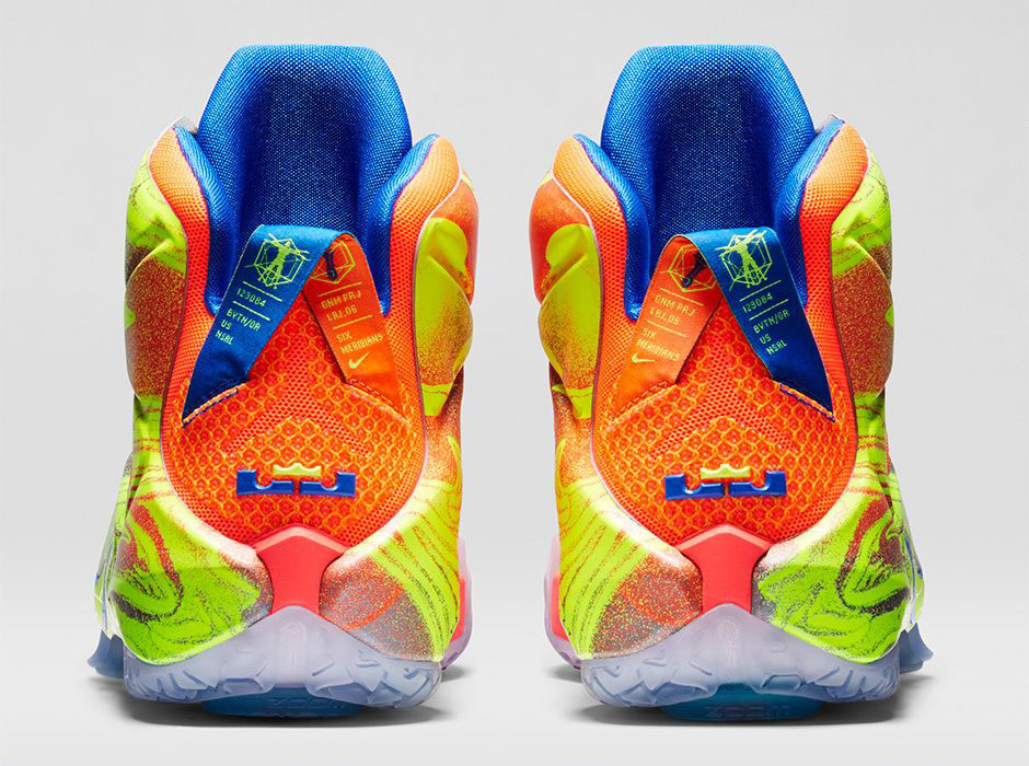 lebron 12 six meridians - photo #8