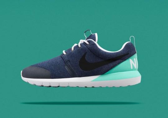 """Nike Roshe Run NM SP """"Tech Fleece"""" Pack – Release Dates"""