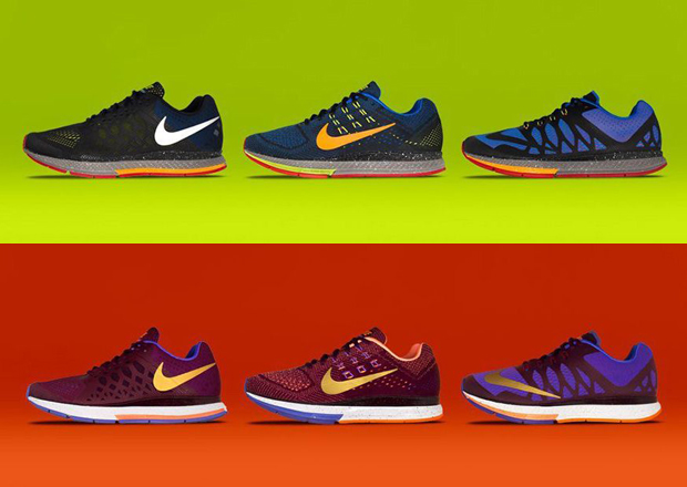 5c1a7ee81b0b0e Nike Zoom Structure 18. Nike Running Celebration Pack