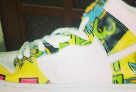 """Nike SB To Bring Back """"De La Soul"""" Dunks"""