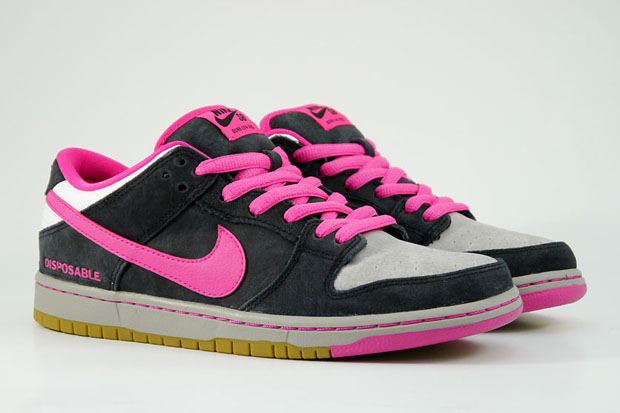 watch 7232e 78031 Nike SB Dunk Low Premium Color BlackPink Foil-White Style Code  504750-061. Release Date November 19th, 2014. Price 105