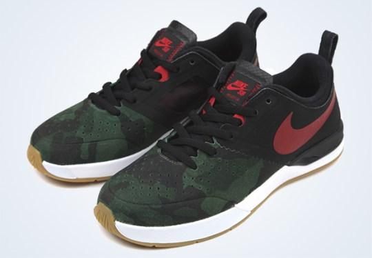 "Nike SB Projects BA ""Camo Toe"""