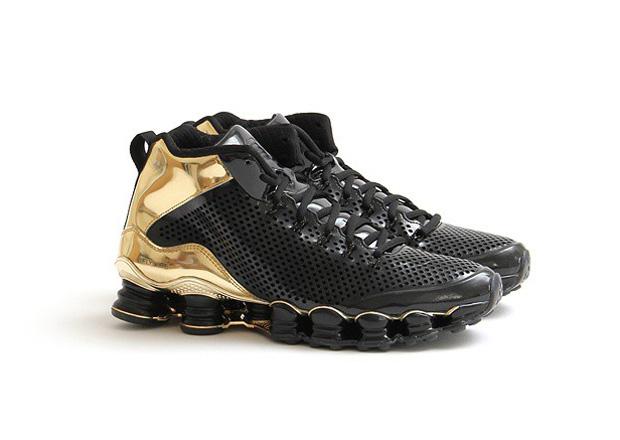1d57ef650c7 ... where can i buy nike shox tlx mid sp black metallic gold sneakernews  950d1 e11b0