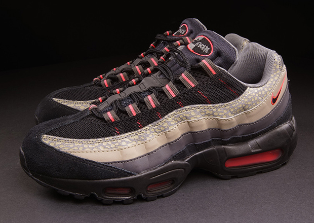 Air Max 95 Premium Bambou Air Safari