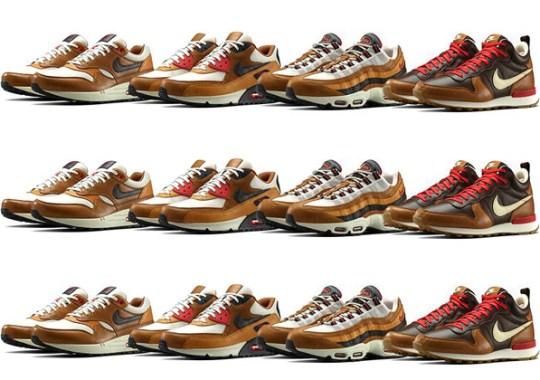 """Nike Sportswear Air Max """"Escape"""" Pack – Release Date"""