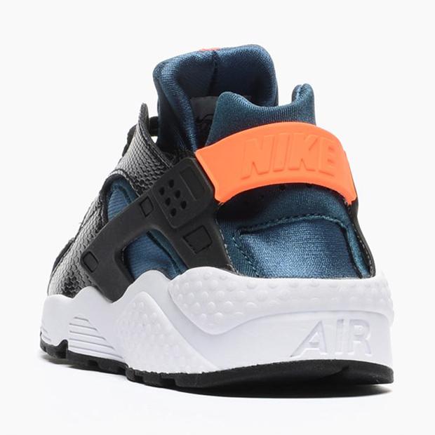 finest selection 65bf6 978b5 Nike Women s Air Huarache - Black - Hyper Crimson - Space Blue -  SneakerNews.com