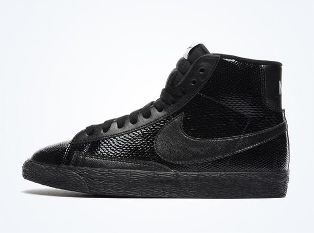 nike womens blazer mid premium leather trainers women