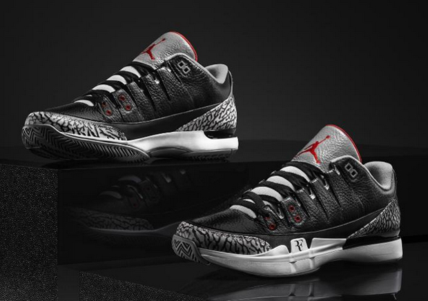 Nike Zoom Vapor Tour Aj3 Quot Black Cement Quot Release Date
