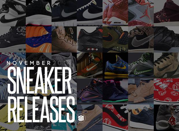 17375f44669 November 2014 Sneaker Releases - SneakerNews.com