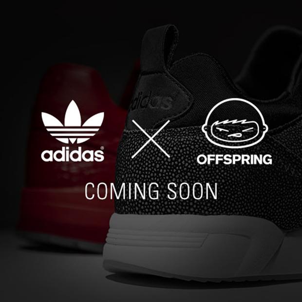 41f7cc683 Offspring x adidas Originals