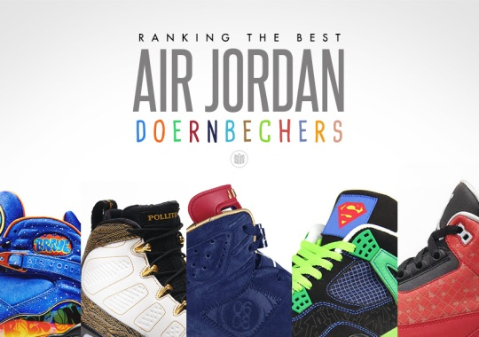 OHSU's Finest: Ranking the Doernbecher Jordans
