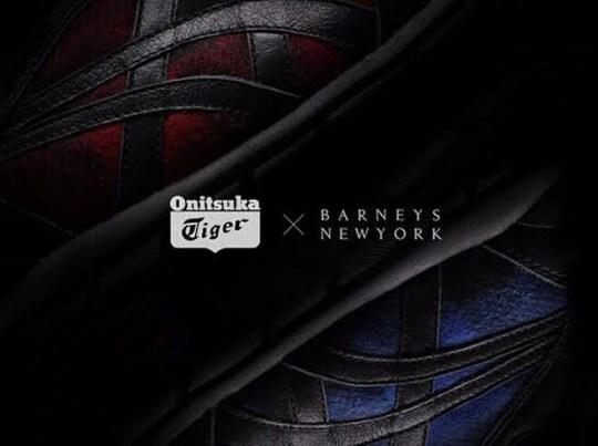 Onitsuka Tiger Teases Upcoming Collaboration With Barney's New York