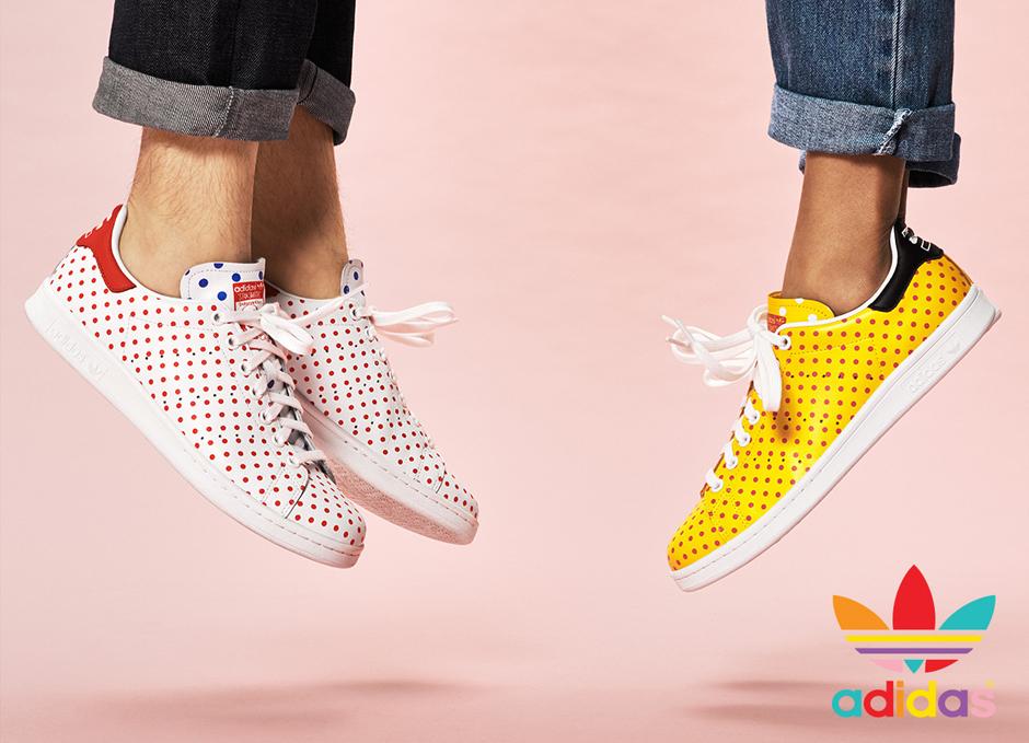 5c570422712e3 Pharrell x adidas Originals Stan Smith