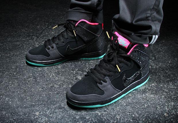 watch e52d1 b507f Premier x Nike SB Dunk High