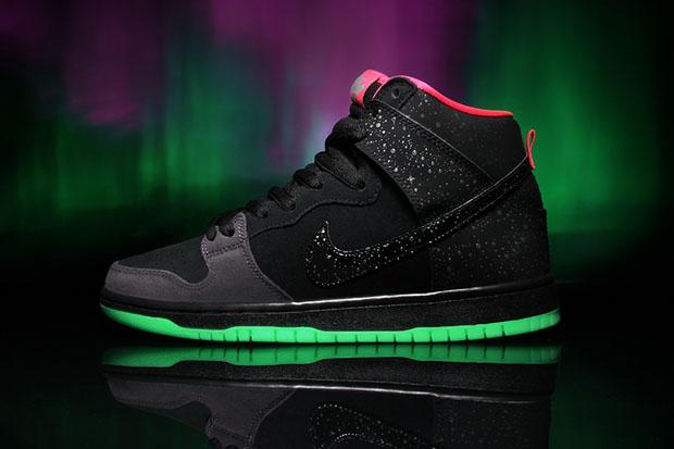 Dunk High Luces Del Norte Nike Sb Comprar Colchón cw3qJTww