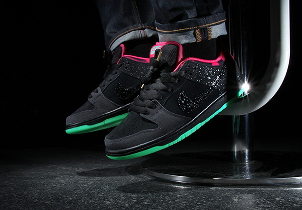 nike sb dunk low northern lights