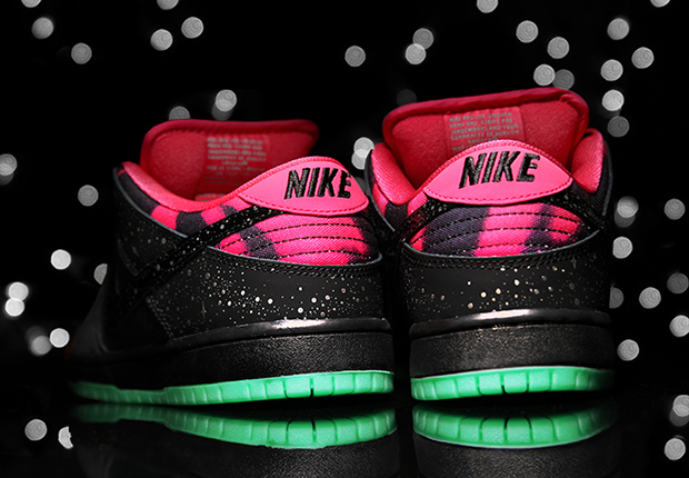 Nike Sb Dunk Lav Nordlys Utgivelse A6w5b