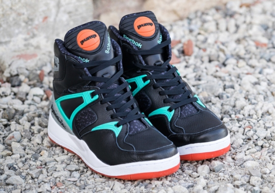 Highs and Lows x Reebok Pump 25