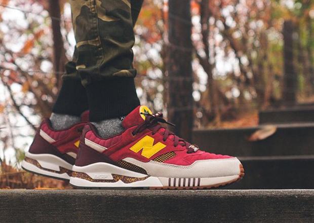 Ronnie Fieg x New Balance 530 - SneakerNews.com