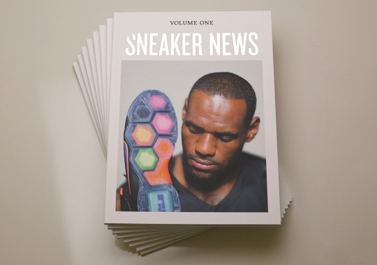 SNEAKER NEWS Volume One – Retailer List