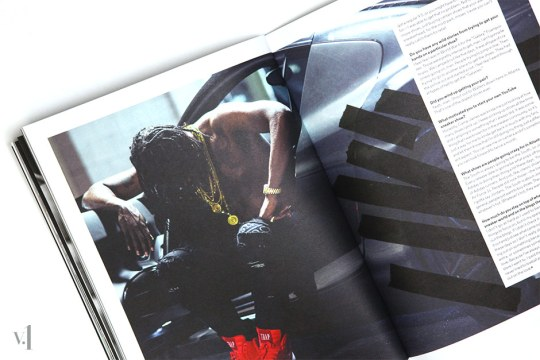 SNEAKER NEWS Volume One Sneak Preview: Trinidad James