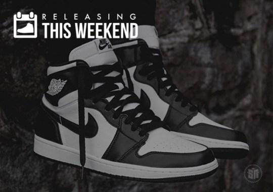 Sneakers Releasing This Weekend – November 8th, 2014