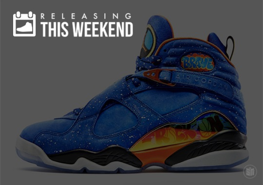 Sneakers Releasing This Weekend – November 22nd, 2014