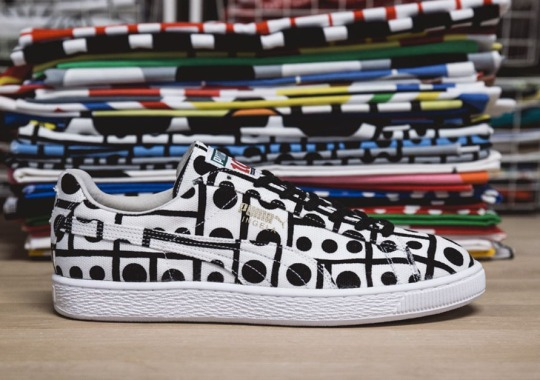 """Sneakersnstuff x 10-gruppen x PUMA """"Made in Japan"""" Collection"""