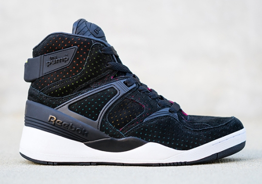 Another Look at the SNS x Reebok Pump 25