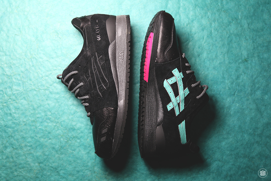 "Asics Gel Lyte 3 ""Miami Night"" (More Images) •"