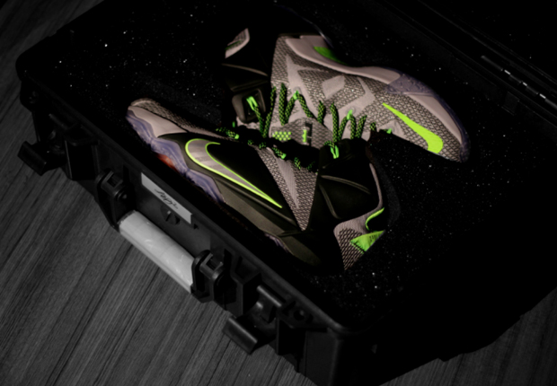 8702c504f84e A Look at the Special Edition Nike LeBron 12