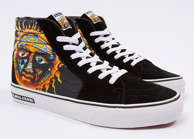 Sublime x Vans Sk8-Hi - SneakerNews.com