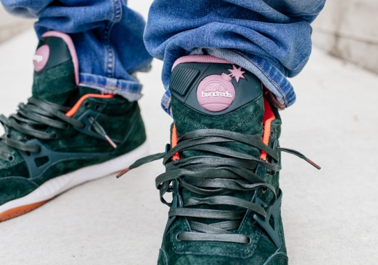 The Hundreds Might Have The Most Creative Reebok Collaboration of 2014