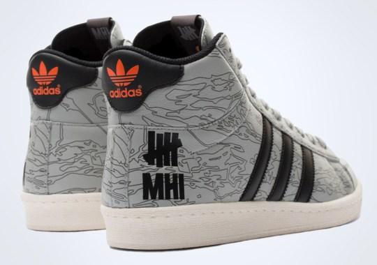 Undefeated x Maharishi x adidas Originals Consortium