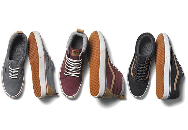 44beae274a Vans Mountain Edition Holiday 2014 Footwear Collection - SneakerNews.com