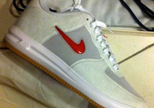 CLOT x Nike Lunar Force 1 Low Jewel