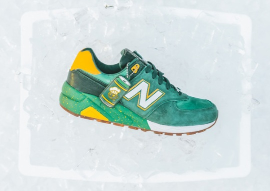 """Burn Rubber x New Balance 572 """"Vernors"""" – Global Release Date"""