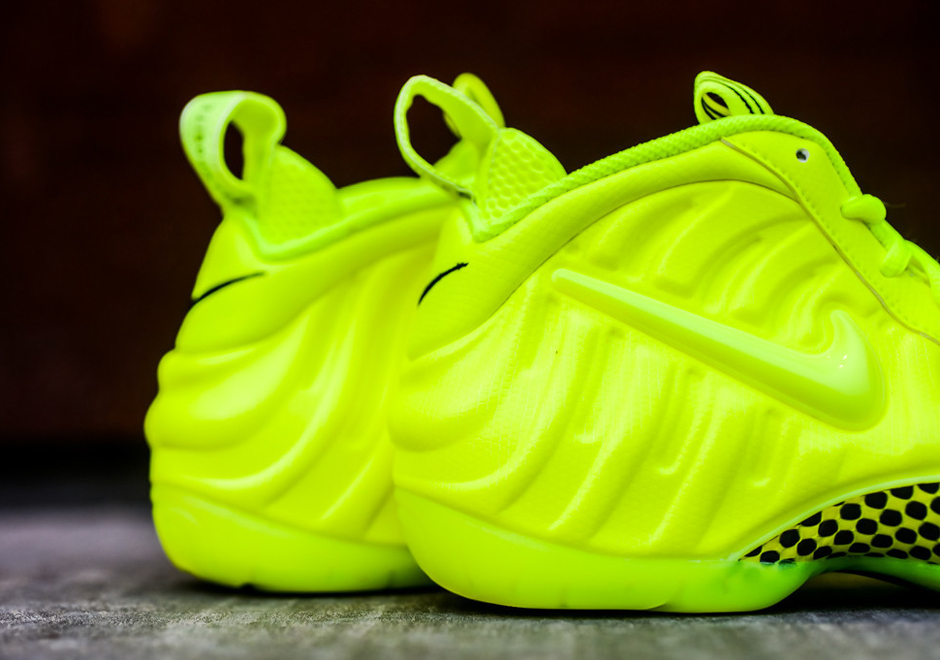 """Nike Air Foamposite Pro """"Volt"""" Arriving at Retailers ..."""