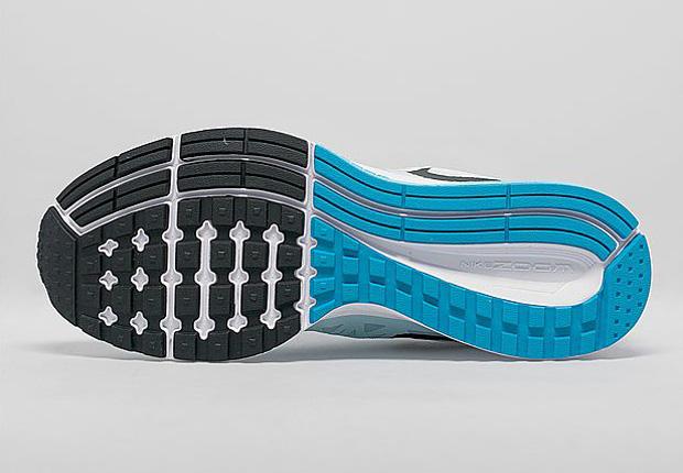 Nike Air Zoom Pegasus 31 Blanc Bleu Noir LIoPc