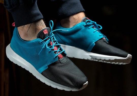 """Nike Roshe Run NM FB """"River Rock"""""""