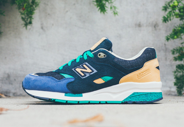 "Social Status x New Balance 1600 ""Winter in the Hamptons"" – Global Release Date"