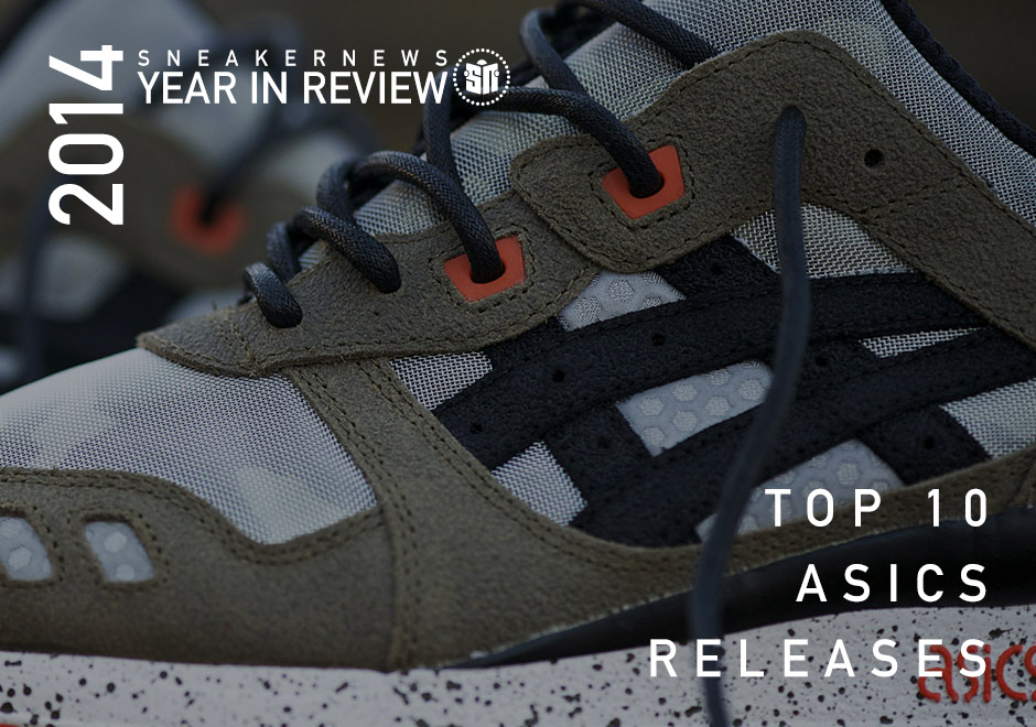 Sneaker News 2014 Year in Review  Top 10 Asics Releases ... a1e0a8dd2