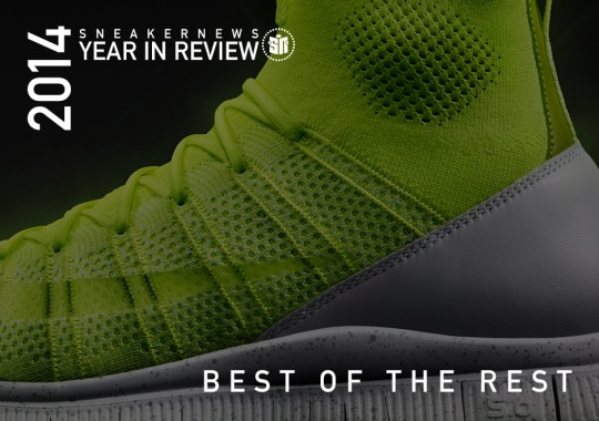 Sneaker News 2014 Year in Review: Best of the Rest