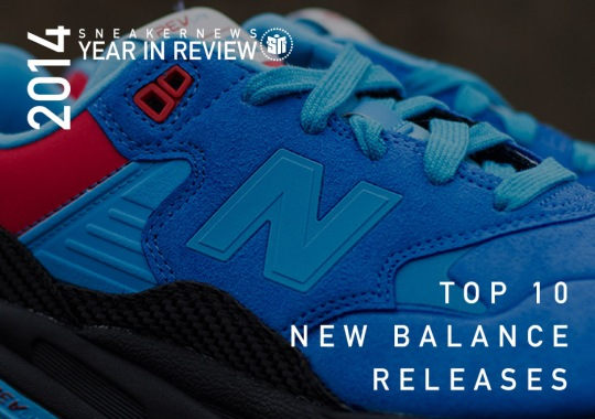Sneaker News 2014 Year in Review: Top 10 New Balance Releases