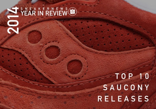 Sneaker News 2014 Year in Review: Top 10 Saucony Releases