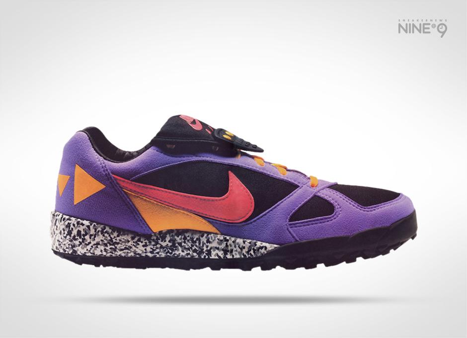 Sport Shoes News NINE@NINE: Celebrating the Nike ACG Legacy - Sport ...